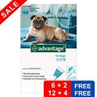 Advantage Medium Dogs