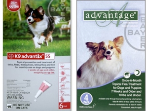 BudgetPetCare :: Flea & Tick Treatments