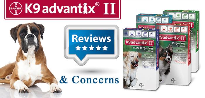 k9 Advantix II Reviews