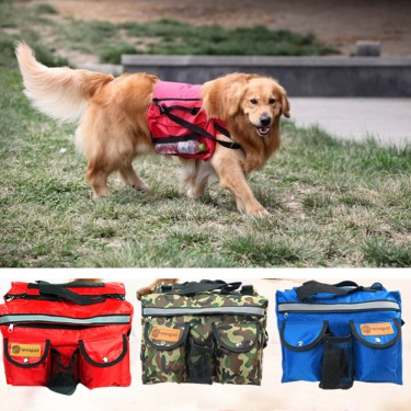 Dog Backpacks for Outdoor Hiking